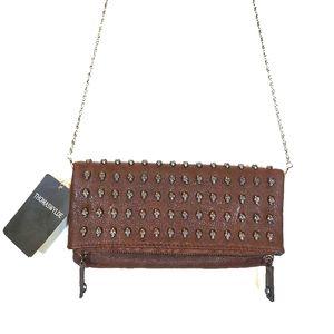 THOMAS WYLDE ♡  Leather Ashur Clutch purse